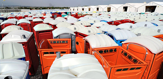 Champion Portable Toilets in Carnduff,  Canada